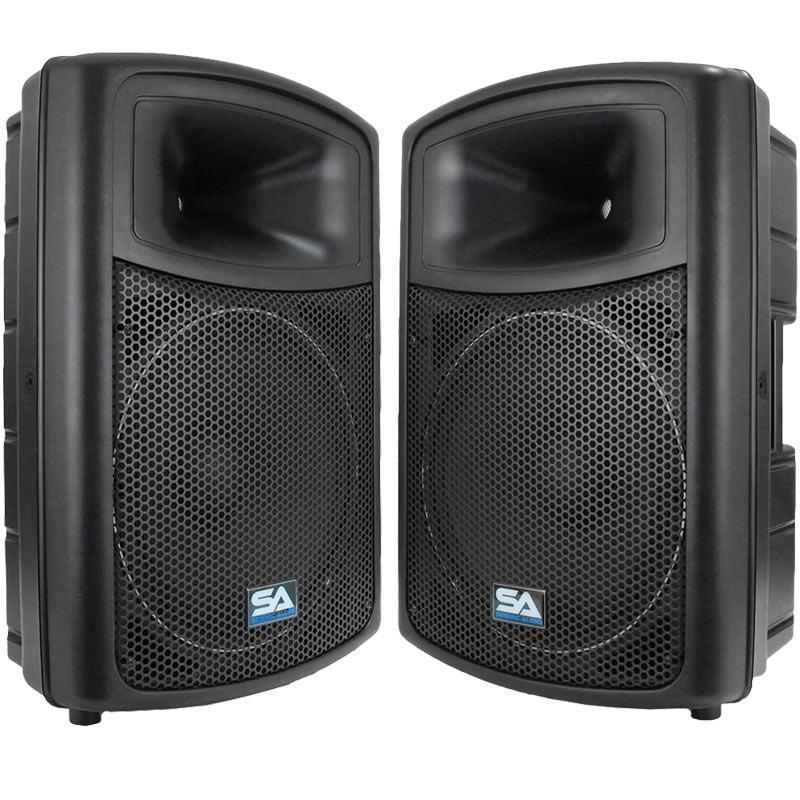Seismic Audio PWS15's